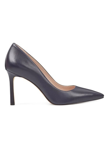 Nine West Stiletto Lacivert